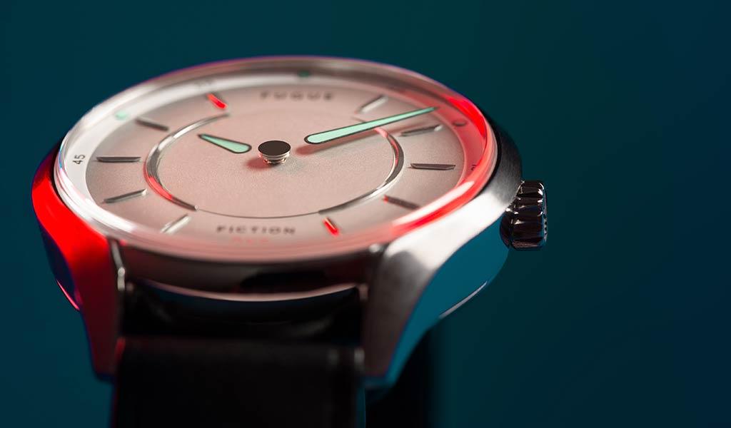 Новые наручные часы Fiction One