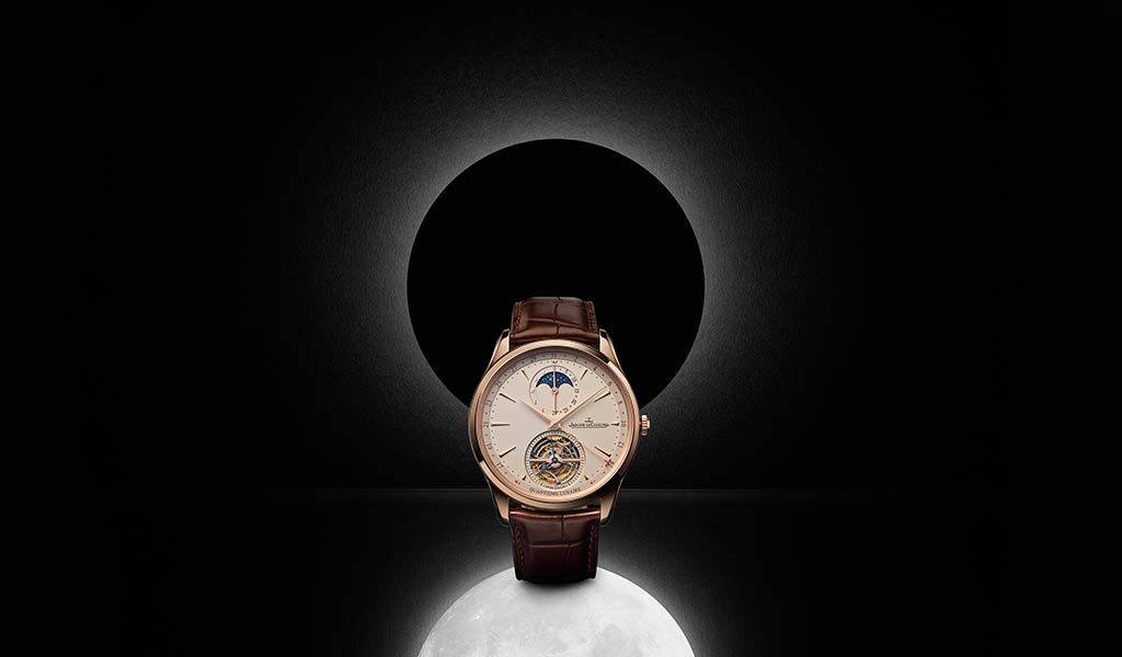 Часы с фазами Луны Master Ultra Thin Tourbillon Moon