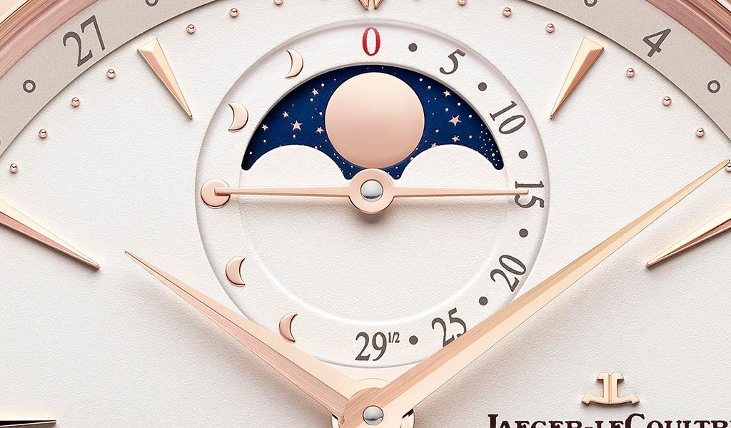 Новые механические часы Jaeger-LeCoultre