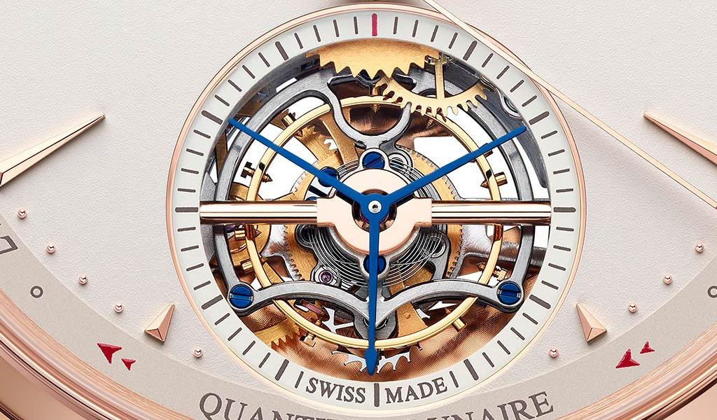 Часы с турбийоном Jaeger-LeCoultre
