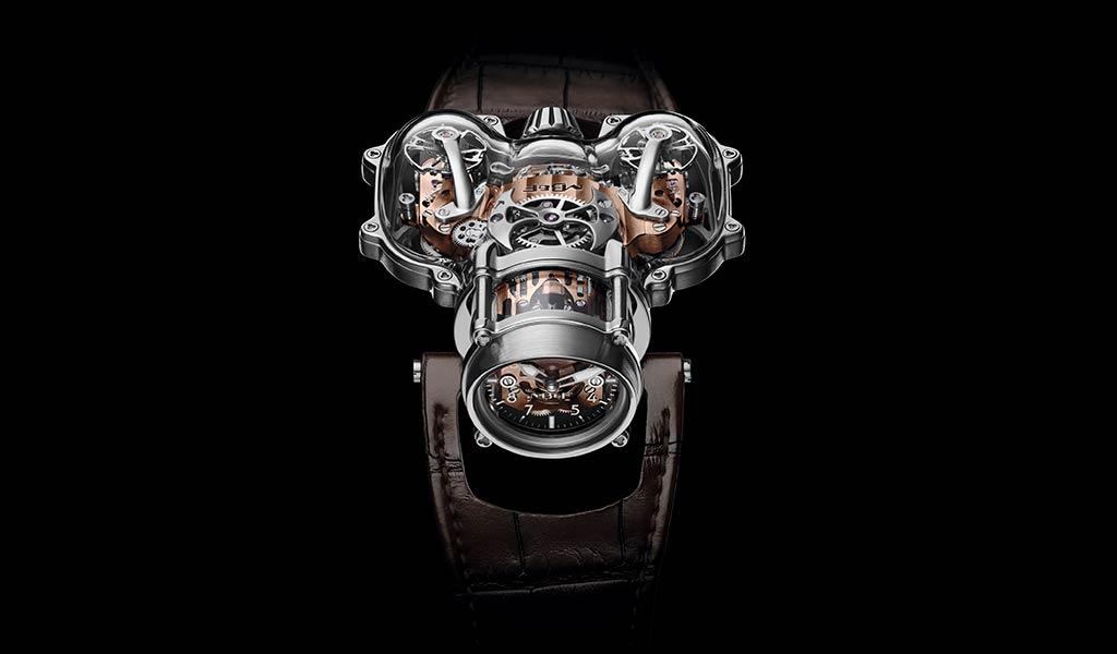 Часы наручные HM9-SV