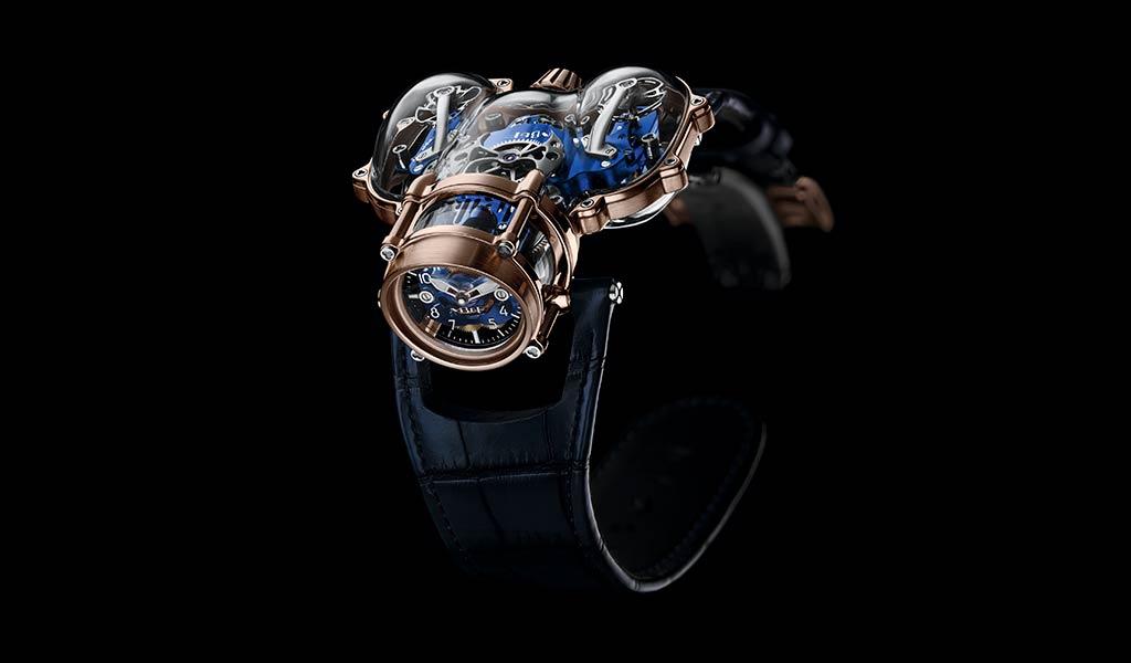 Новые часы HM9-SV
