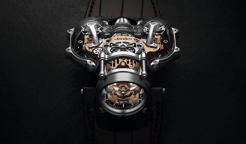 Наручные часы HM9-SV