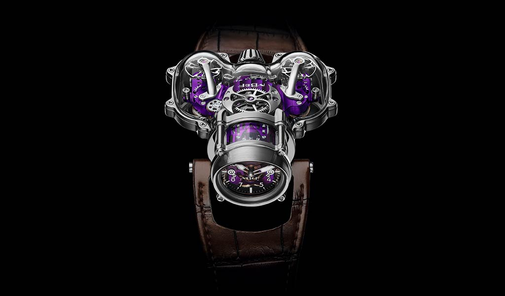 Часы HM9-SV