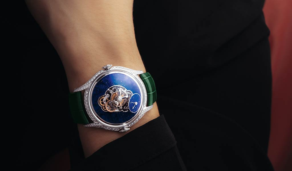 Новые механические женские часы Legacy Machine FlyingT