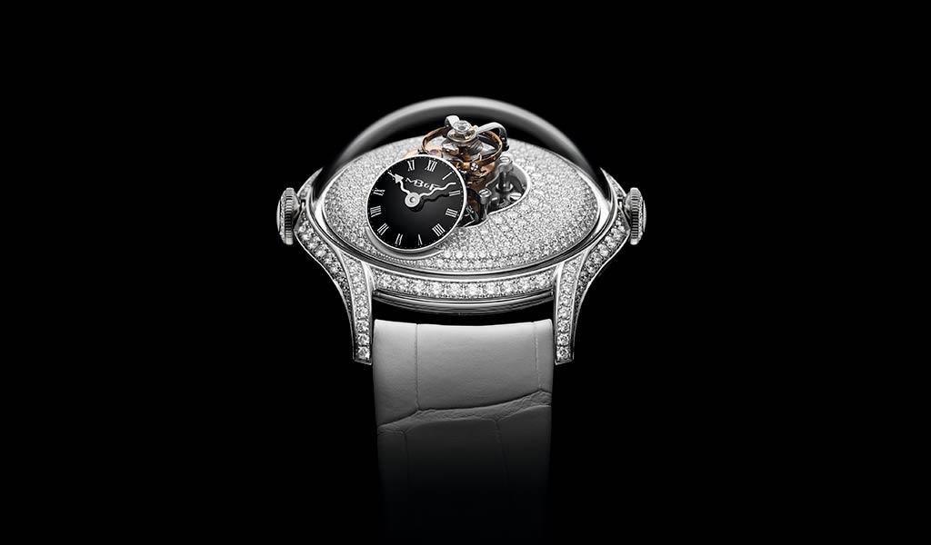 Швейцарские часы MB&F