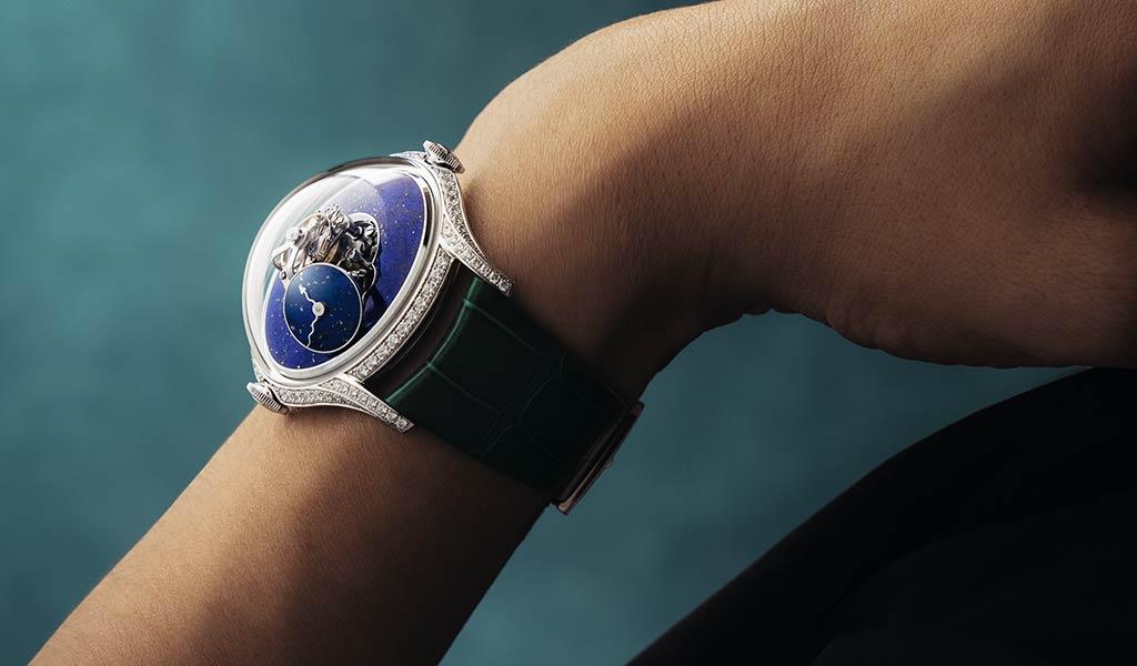 Наручные женские часы MB&F