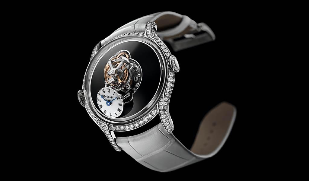Новые женские часы MB&F