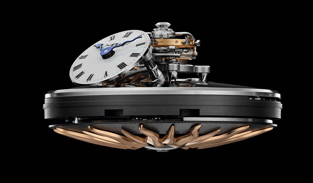 Женские механические наручные часы MB&F