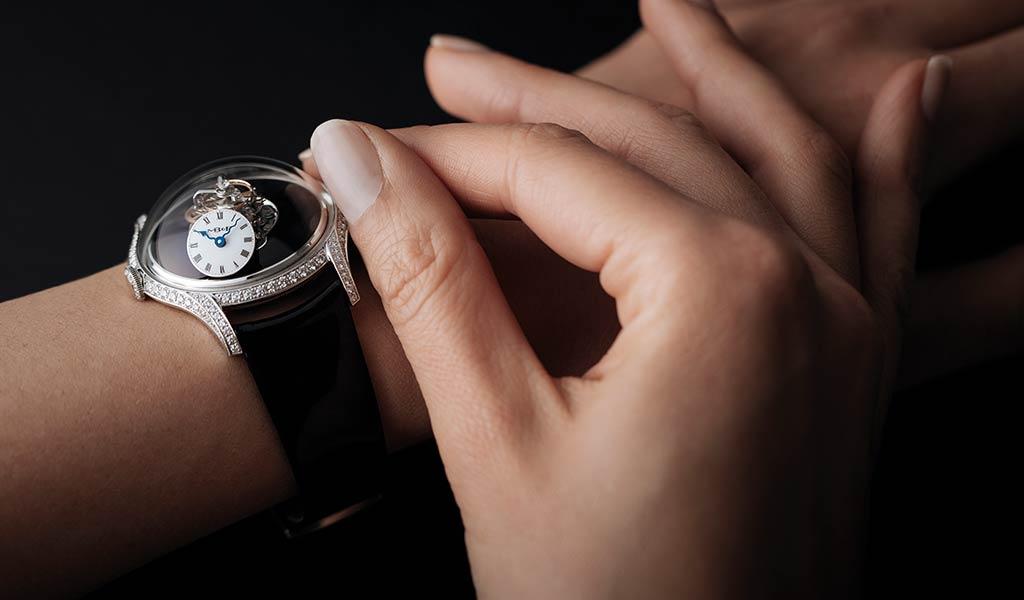 Часы с турбийоном Legacy Machine FlyingT