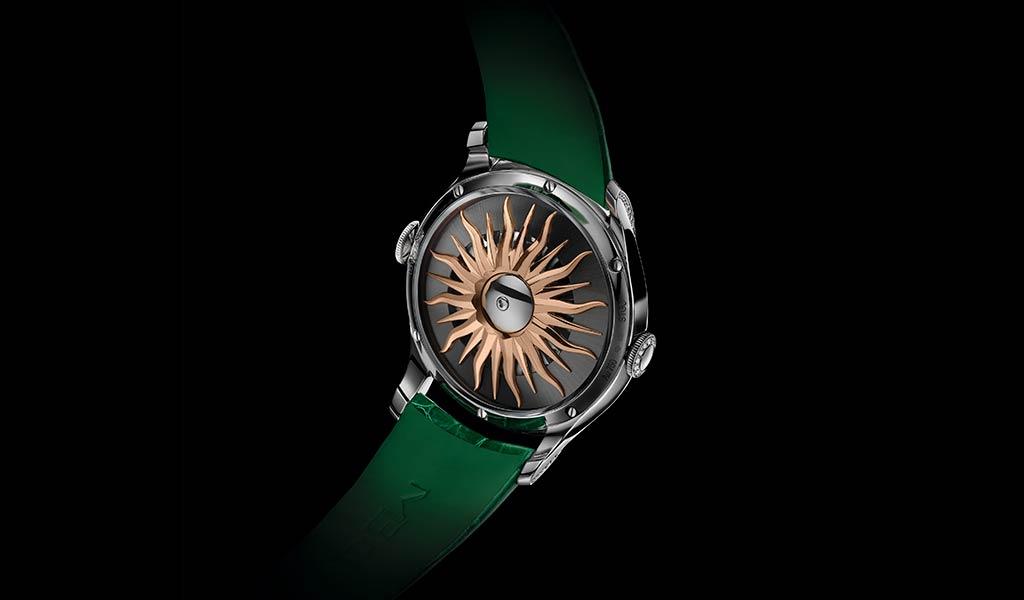 Женские часы с турбийоном Legacy Machine FlyingT