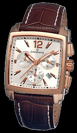 Часы наручные швейцарские Кандино