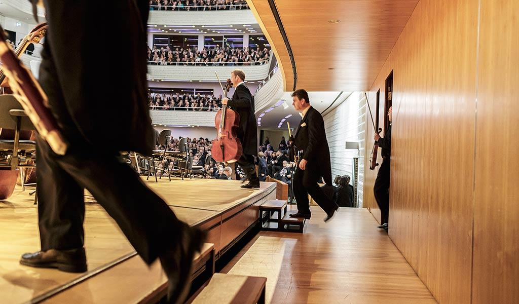 Симфонический оркестр Люцернского фестиваля