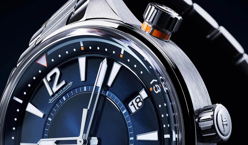 Дайверские часы Jaeger-LeCoultre Polaris Mariner Date