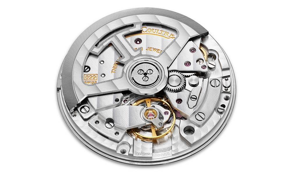 Часовой механизм Jaeger-LeCoultre Polaris Mariner Date