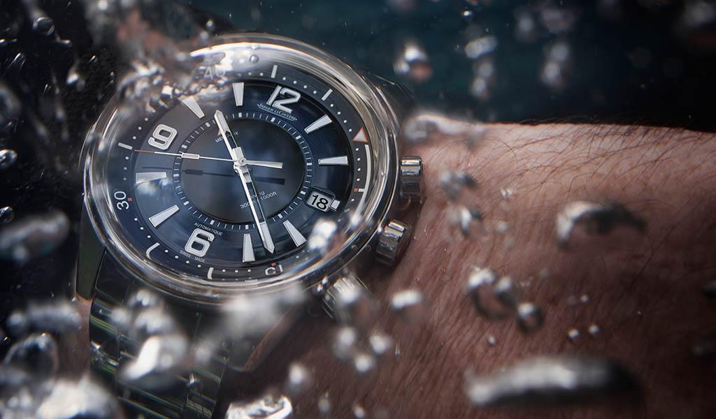Часы для дайвинга Jaeger-LeCoultre Polaris