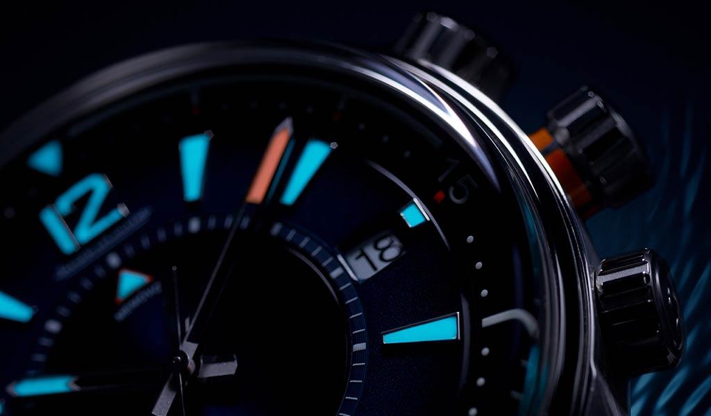 Часы для дайверов Jaeger-LeCoultre Polaris