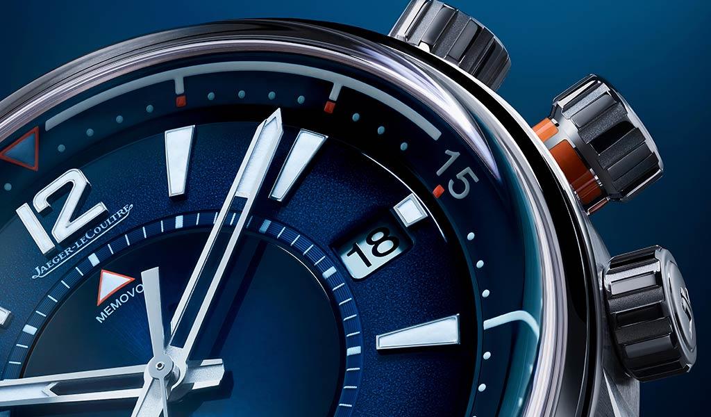 Наручные часы Jaeger-LeCoultre Polaris Mariner Memovox