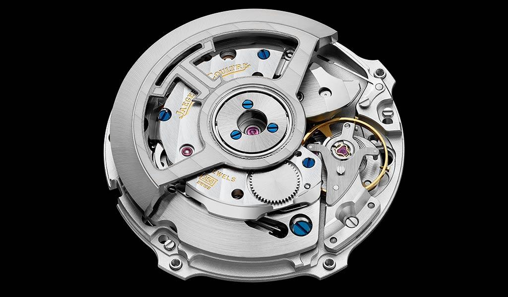 Часовой механизм Jaeger-LeCoultre Polaris Mariner Memovox