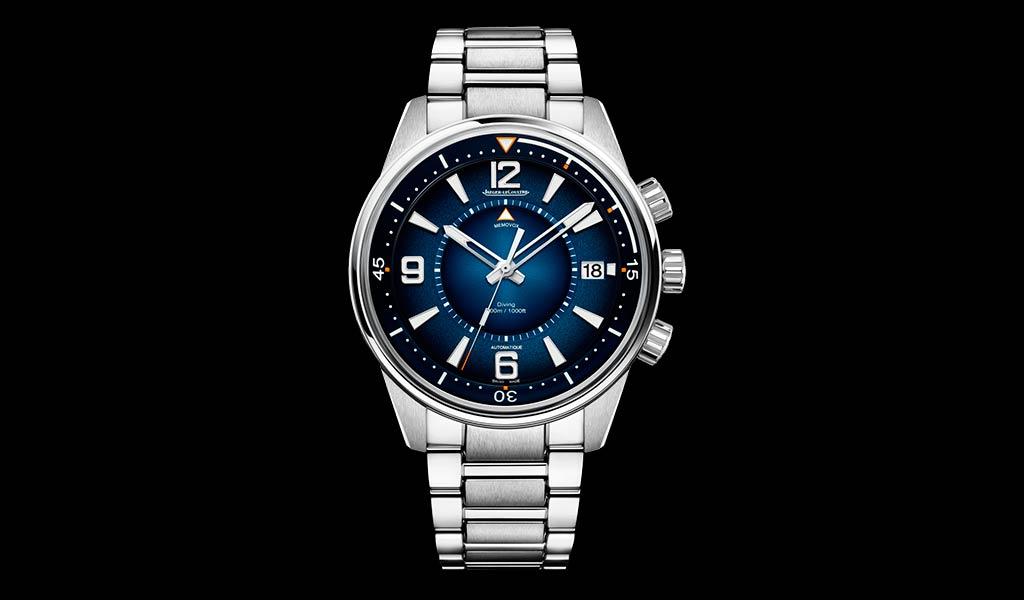 Новые наручные часы Jaeger-LeCoultre Polaris Mariner Memovox