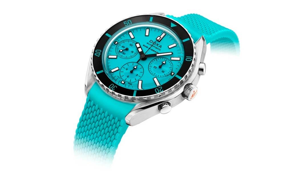 Новые часы Doxa