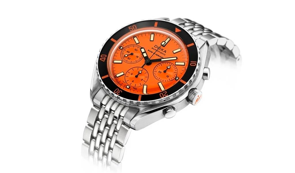 Часы для дайвинга Doxa