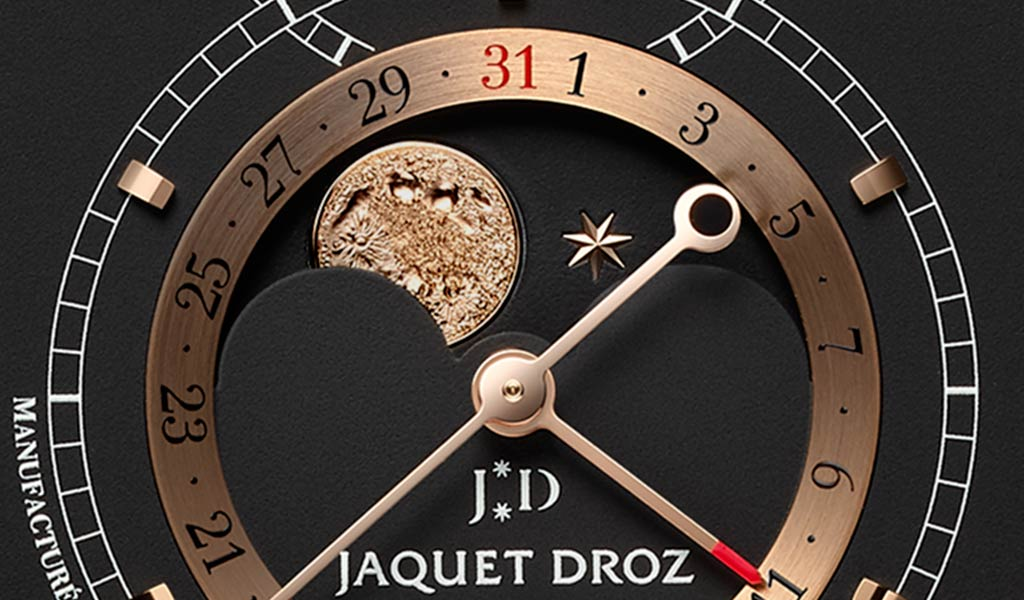 Новые швейцарские часы Jaquet Droz