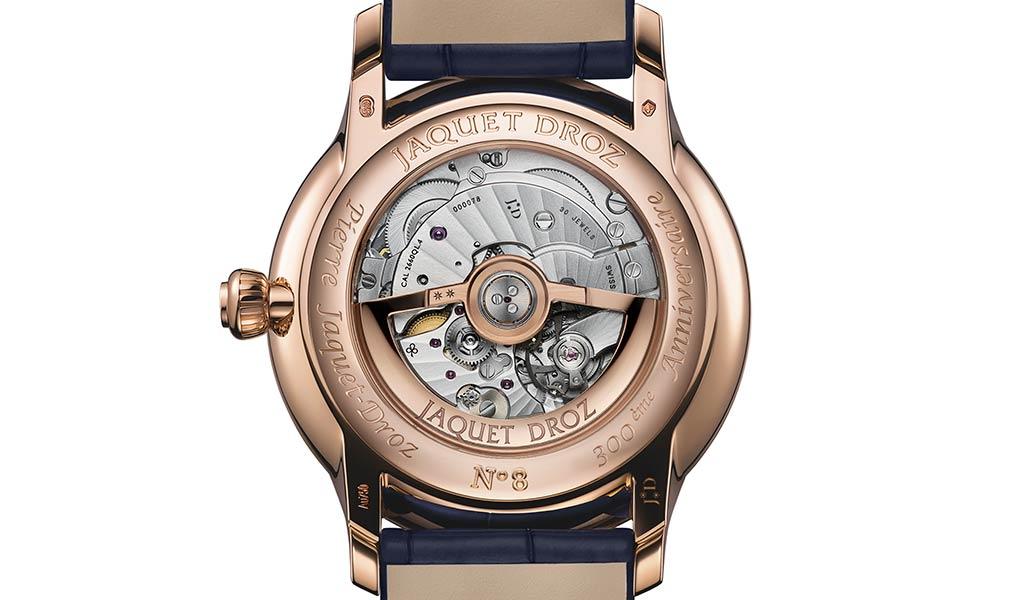 Новые швейцарские наручные часы Jaquet Droz