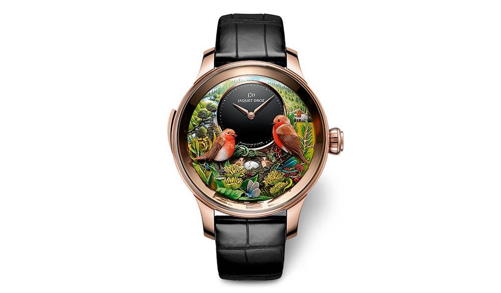 Швейцарские часы Bird Repeater 300th Anniversary Edition