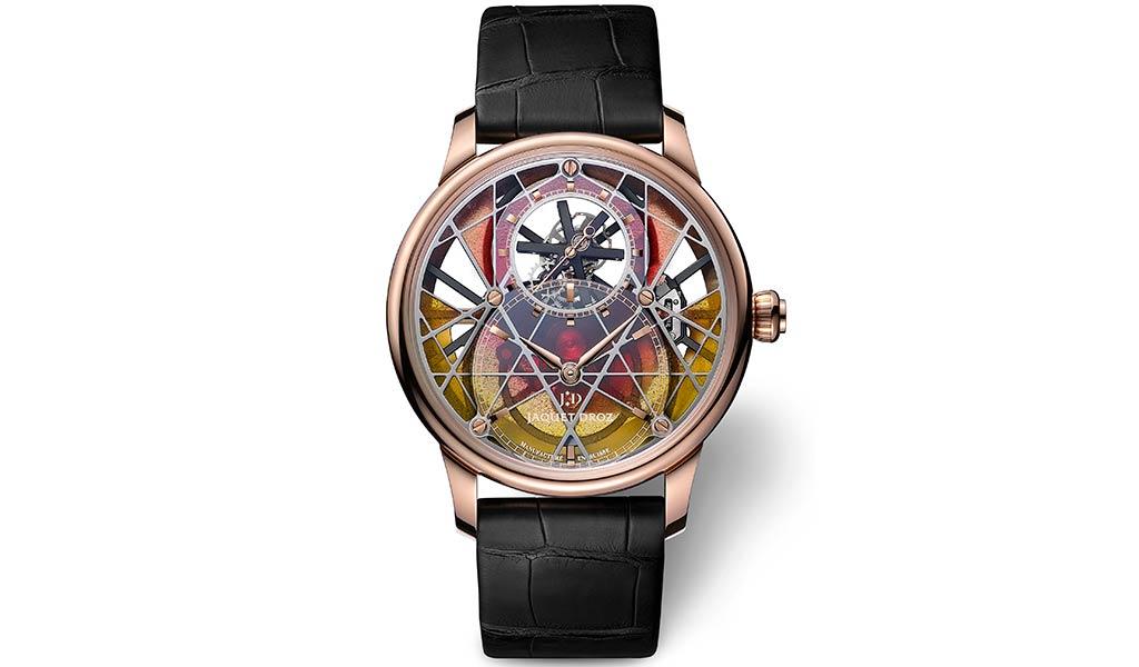 Новые часы для аукциона Grande Seconde Skelet-One Tourbillon