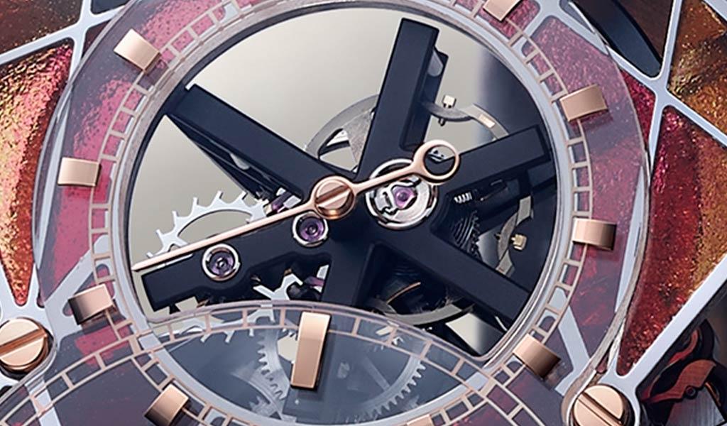 Уникальные часы для благотворительного аукциона