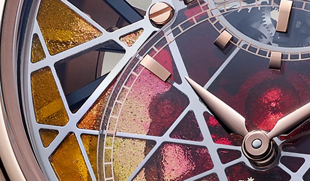 Новые механические часы Grande Seconde Skelet-One Tourbillon