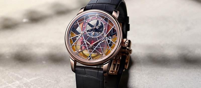 Часы Grande Seconde Tourbillon Skelet-One специально для аукциона Only Watch