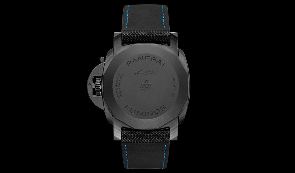 Часы наручные Panerai Luminor Marina Carbotech