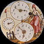Часы франция