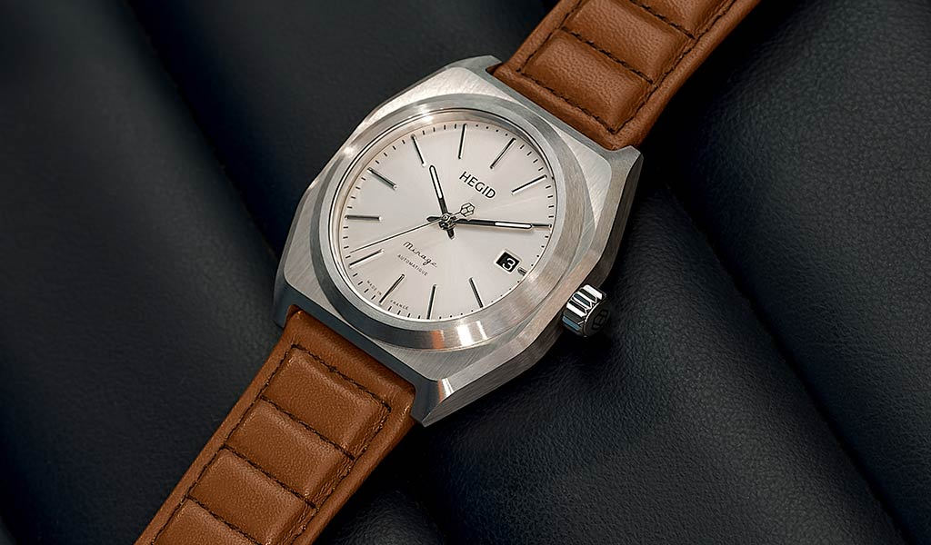 Французские часы Hegid Mirage