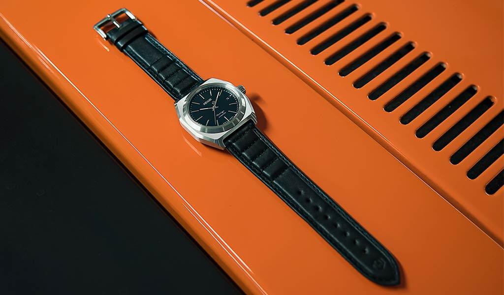Новые французские часы Hegid Mirage