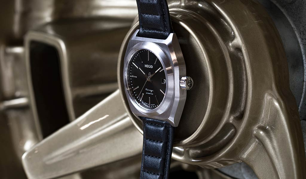 Новые наручные часы Hegid Mirage Франция