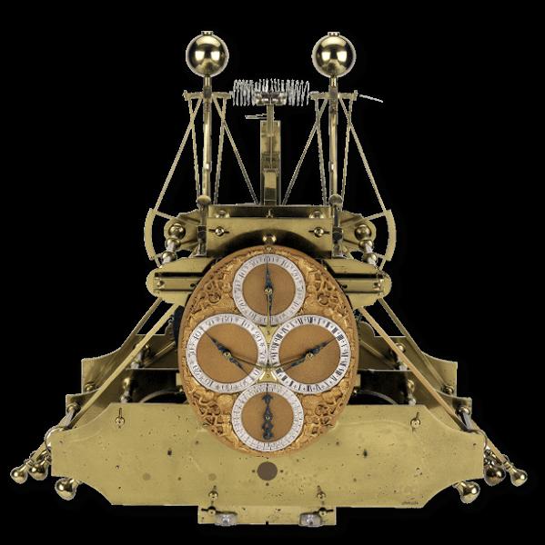 Морской хронограф