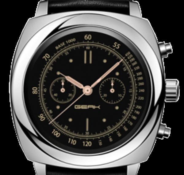 Китайские часы GEAK Watch II Pro