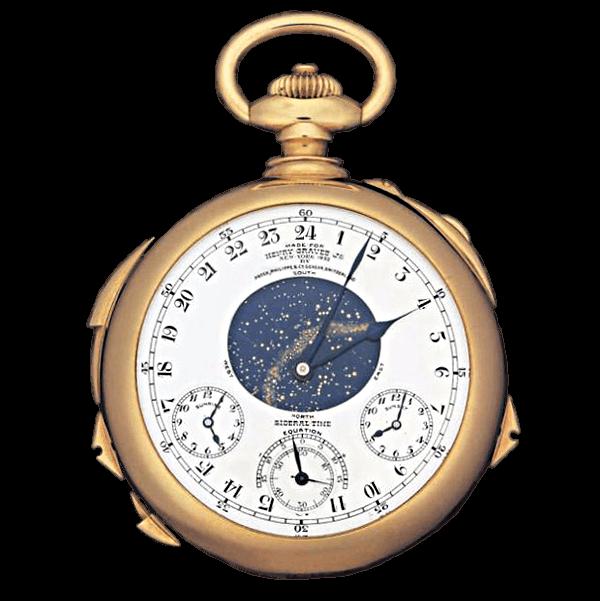 Самые дорогие часы Patek Philippe