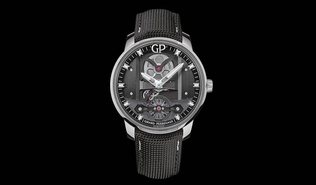 Новые часы Girard-Perregaux Bridge
