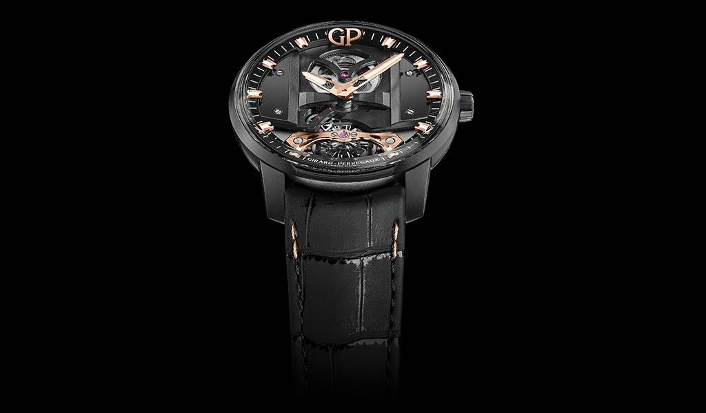Новые наручные часы Girard-Perregaux Bridge