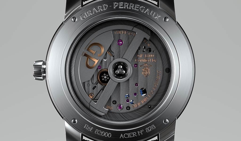 Новинка часы наручные Girard-Perregaux Bridge