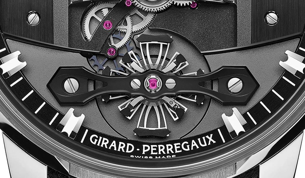 Часы Girard-Perregaux Bridge