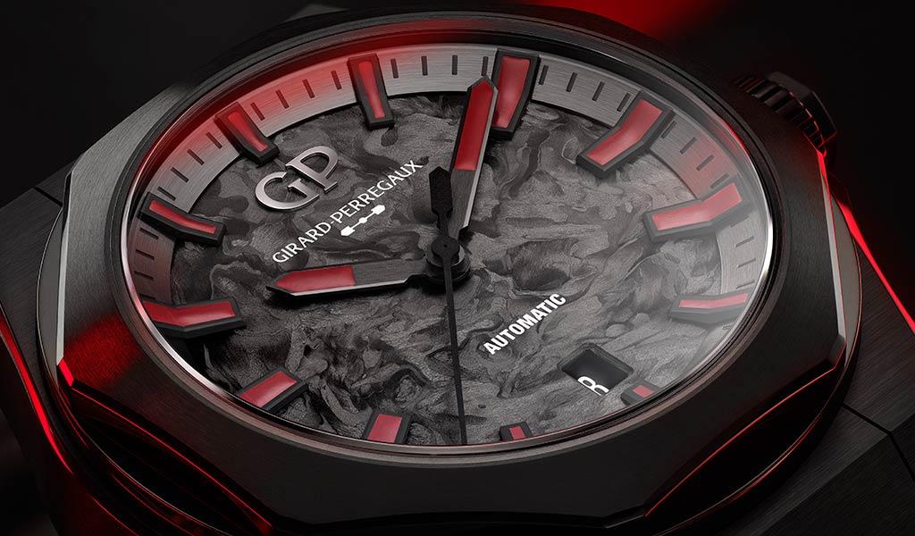 Новые наручные часы Girard-Perregaux