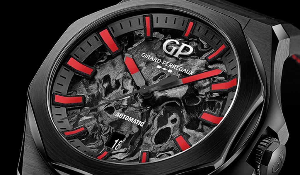 Новые швейцарские наручные часы Girard-Perregaux