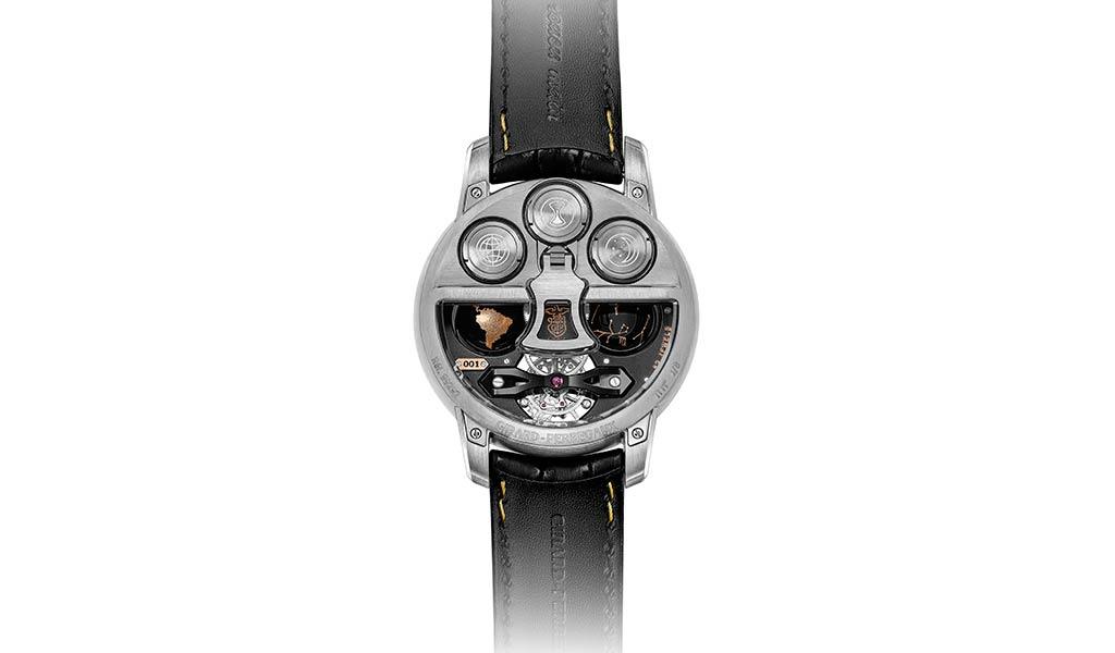 Часы с турбийоном Girard-Perregaux
