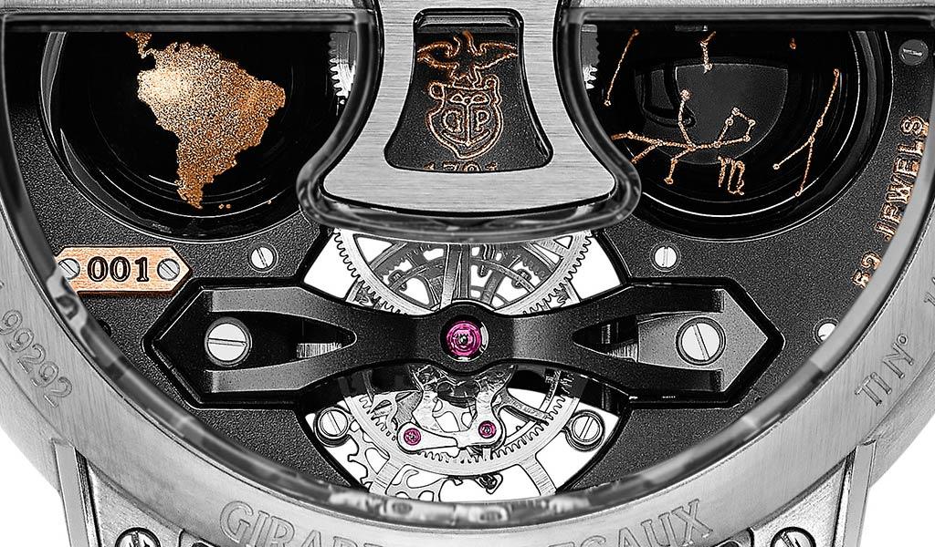Новые наручные часы Cosmos Infinity Edition