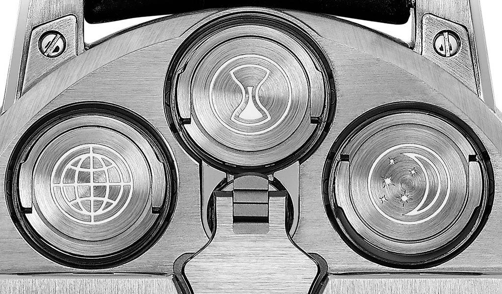 Новые часы Cosmos Infinity Edition